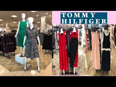 TOMMY HILFIGER WOMEN'S FASHION DRESSES COLLECTION | NEW FIND AT STORE | #AUGUST2019