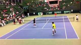 ソフトテニスVS硬式テニス(Softtennis VS Tennis)