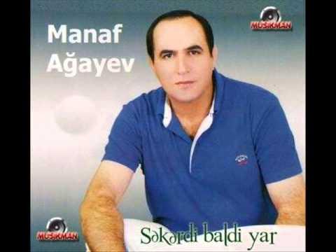 Manaf Agayev Sekerdi Baldi Yar Meni Derde Saldi Yar Youtube