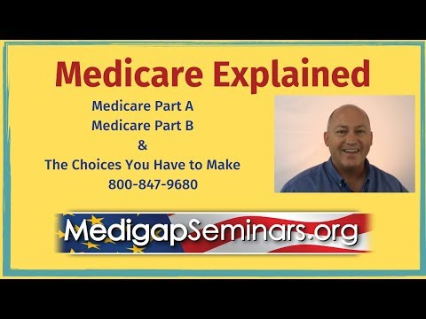 Medicare Explained (2020)  Medicare Part B & Medicare Part A (and Supplements)