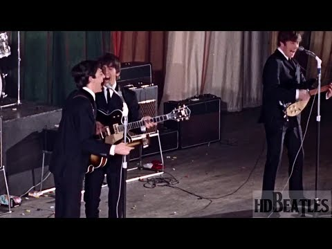 The Beatles - Twist and Shout [Come To Town, ABC Cinema, Manchester,  United Kingdom]