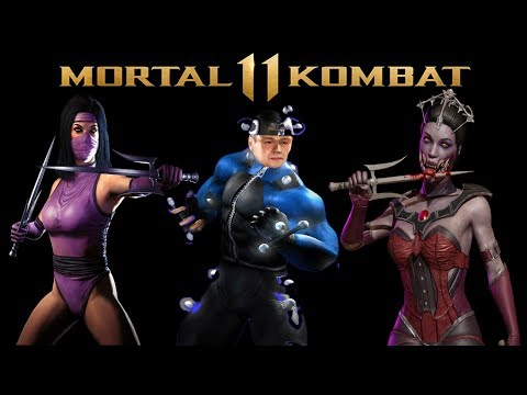 Mortal Kombat 11 - Mileena Motion Captured! thumbnail