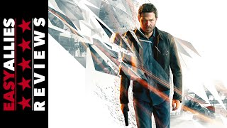 Quantum Break - Easy Allies Review (Video Game Video Review)