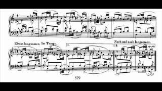 Jörg Demus plays Schumann Album für die Jugend Op.68 - 34. Thema