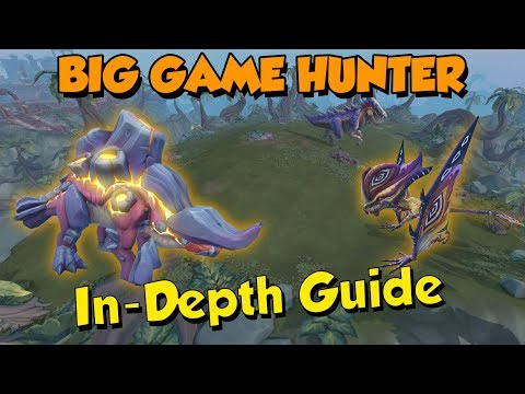 New! Big Game Hunter Guide! [Runescape 3] RS3's Skilling Boss!?