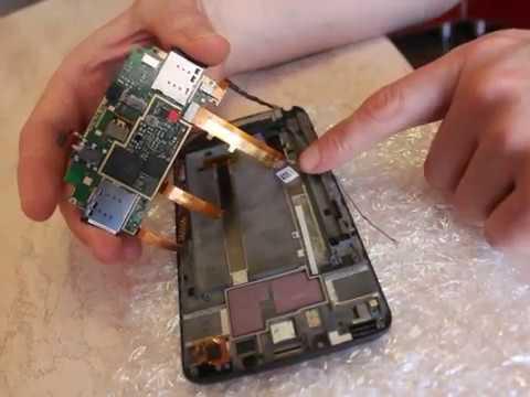 Alcatel one touch hero 8020d. Часть 1