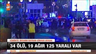 Ankara'da terör saldırısı: 34 ölü - atv Kahvaltı Haberleri