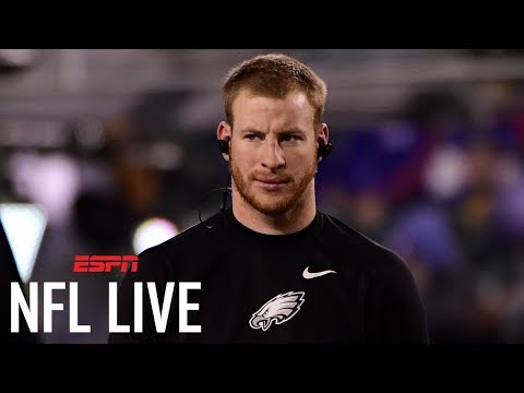 Carson Wentz To Pro Bowl Is A 'Leap' | NFL Live | ESPN