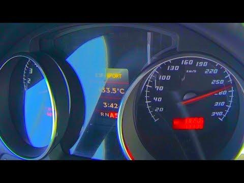 Lamborghini Gallardo LP560 V10 Acceleration Sounds