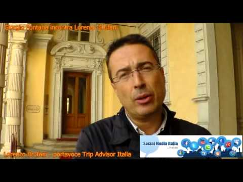 Lorenzo Brufani - Trip Advisor Italia- le recensioni in Trip Advisor