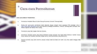 Jawatan Kosong UiTM Kampus Pasir Gudang Johor