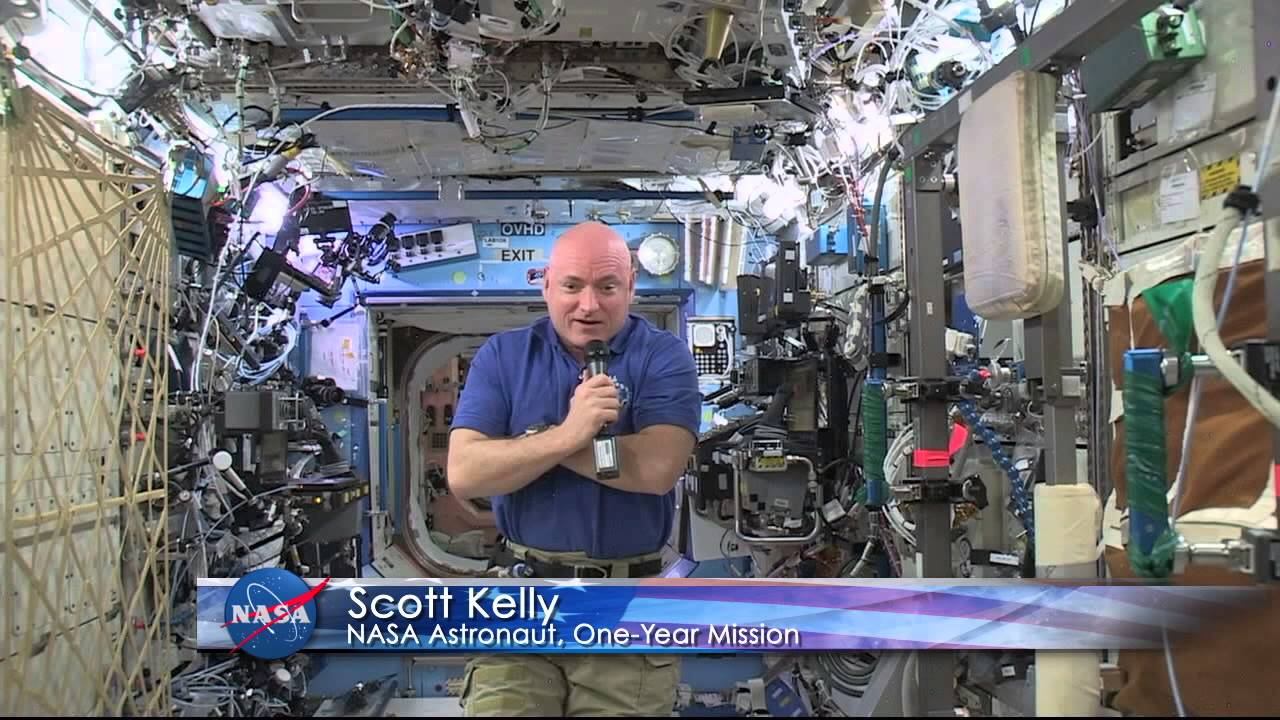 Happy Fourth of July from Space! Astronauts Send Video Message Home