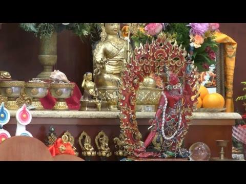 Vajrayogini Teaching-Garchen Rinpoche - 4/21/2018