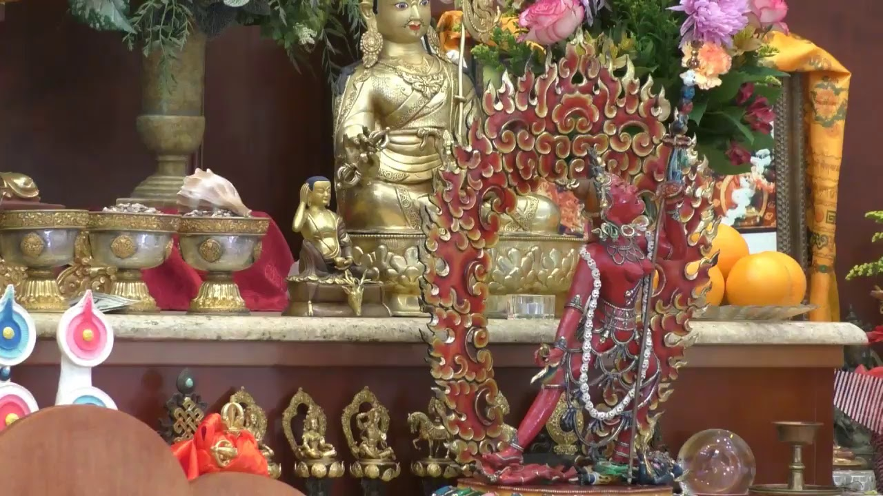 Vajrayogini Teaching-Garchen Rinpoche - 4/21/2018 - YouTube