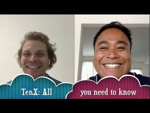 TenX (ICO): All you need to know - interview with Julian Hosp