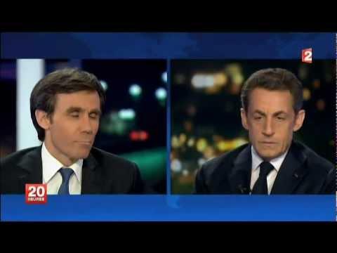 Sarkozy revient sur le Fouquet's - Le Figaro
