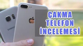 Çakmaların Savaşı: Çakma iPhone 7 Plus ve Samsung S7 Edge Karşı Karşıya!