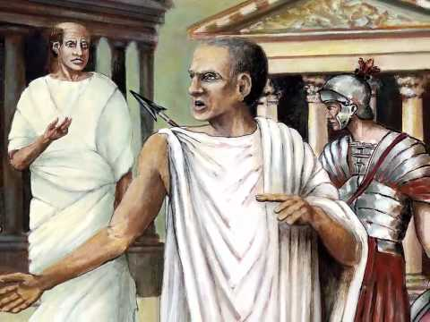 Cicero defends Ligarius. Trevor Goring.