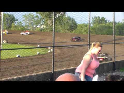 Mod Lite Heat 1 @ Marshalltown Speedway 06/02/17