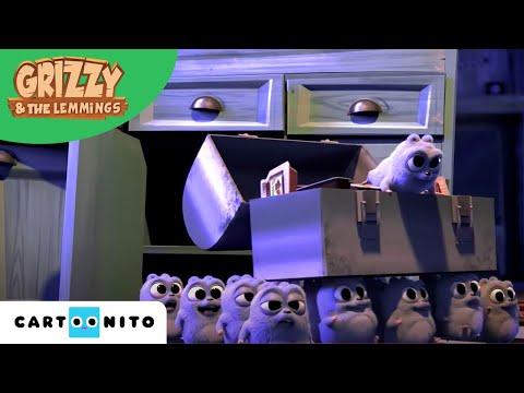 Grizzy und die Lemminge | Baby-Grizzy | Boomerang