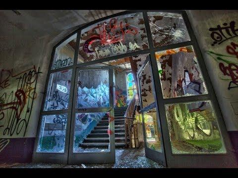 Abandoned neurosurgical clinic - Kiel, Germany