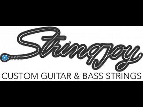 Stringjoy Custom Guitar Strings: Reviewed