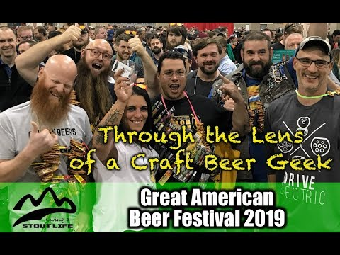 Great American Beer Festival 2019 - Through The Lens Of A Craft Beer Geek