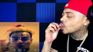6ix9ine Has Proof Trippie Redd Smashed Bhad Bhabie