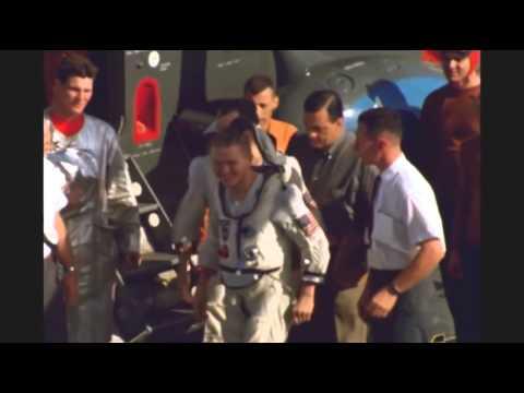 THE LOST ARCHIVES  NASA's Mercury, Gemini, Apollo Missions 1080p, 60fps