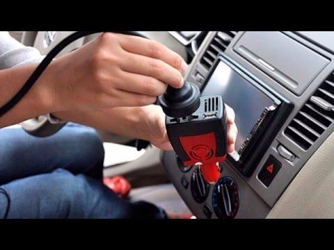 Автомобильный инвертор из 12V получаем 220V