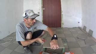 видео Чем резать кафельную плитку в домашних условиях