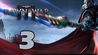 Прохождение Warhammer 40,000: Dawn of War III #3 - Бесплатный сыр