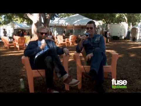 Franz Ferdinand  - Fuse interview  2013