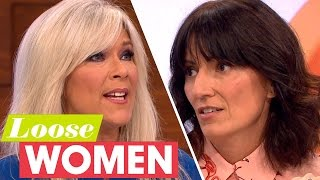 Davina And Samantha Reveal Their Family Betrayal | Loose Women