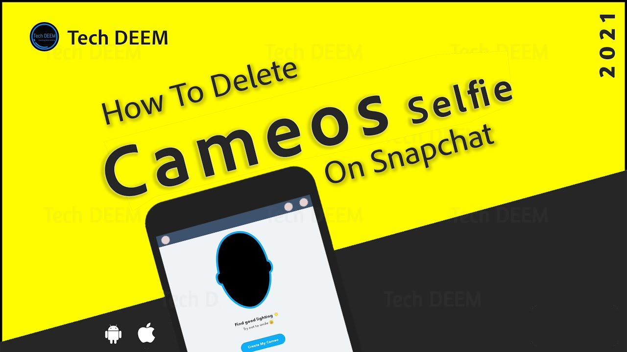 How To Delete Cameo On Snapchat  #Shorts  22