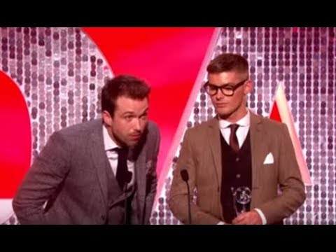 The British Soap Awards 2013 (Best On-Screen Partnership)
