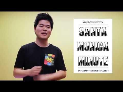 The Santa Monica Minute