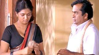 Repeat youtube video Bhuvaneswari & Brahmanandam Comedy Scene || Seema Sastri Movie || Allari Naresh, Farjana