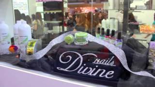 divine NailsDivine Expocosmética 2014