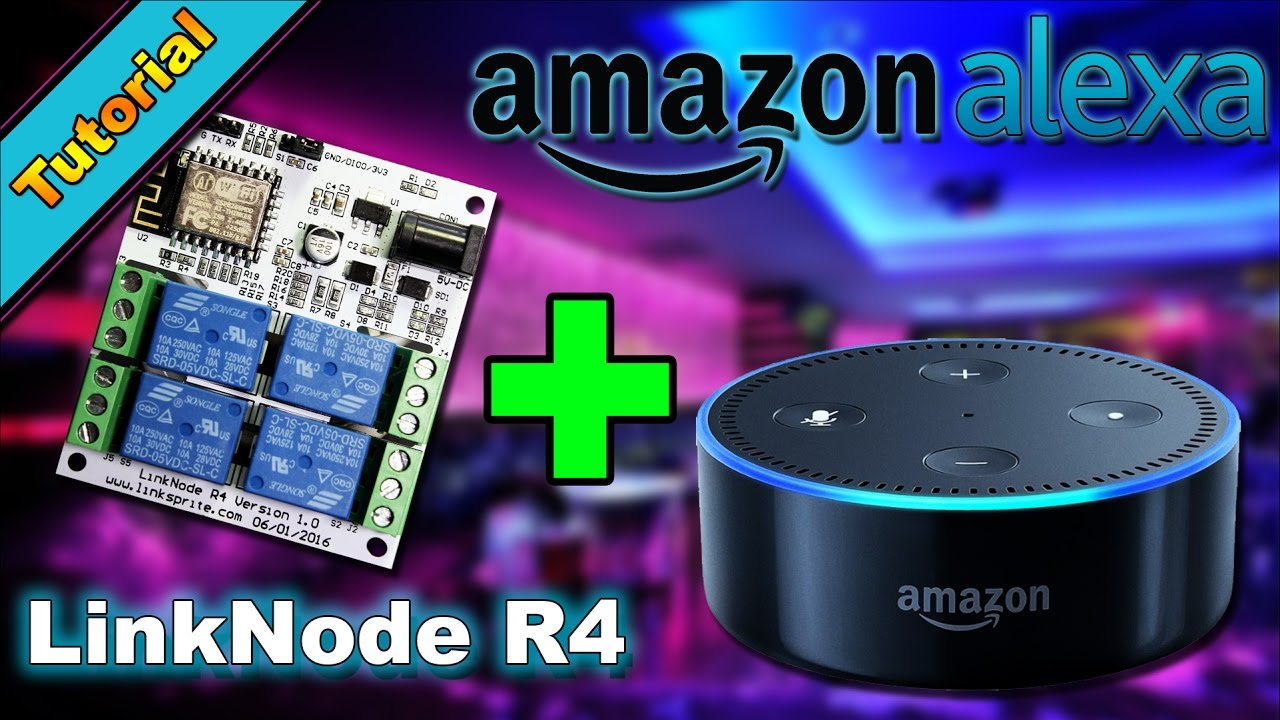 Diy Home Automation how to: diy home automation with esp8266 and amazon alexa! - youtube