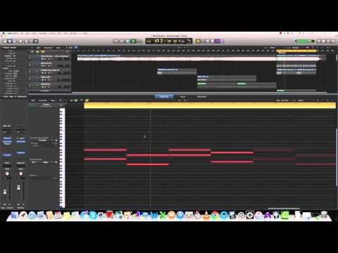 Nicky Romero - Novell (Remake)  - Logic Pro X w/ Midi