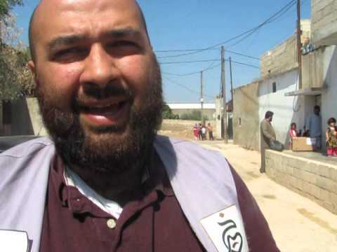 Syria Relief Trip # 3 / Distribution in Latamna, Hama