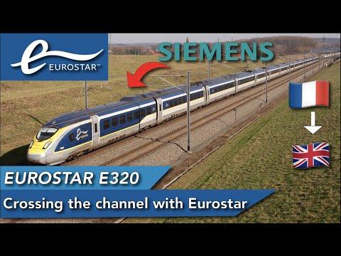 Eurostar (STANDARD) | E320 | Lille Europe 🇫🇷  - London St Pancras 🇬🇧 |