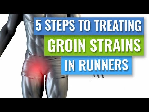 How to treat Groin Injuries in Runners