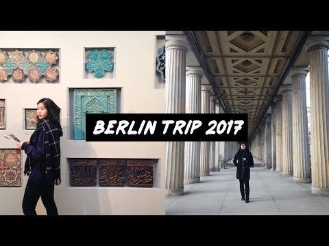 🇩🇪❄️ Berlin Trip 2017 - Main attractions, Museum Island & Sachsenhausen Concentration Camp | Dandioy