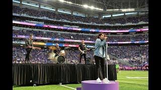 Alessia Cara - Scars To Your Beautiful (Live @ U.S. Bank Stadium) Video