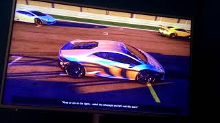 Project cars 2 on (Ps4 pro) 1080p TV