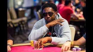Zynga Poker VIP Player Hugh Grant Stealing the Show at WPT500 Las Vegas