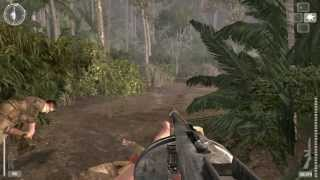 09. Medal of Honor: Pacific Assault - Realistic Difficulty Walkthrough - Guadalcanal: Lunga River