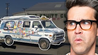 Reacting To Creepiest Ice Cream Trucks ...